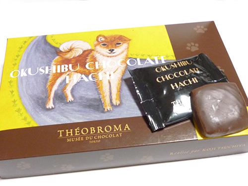 テオブロマ 奥渋チョコレート ハチ