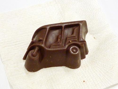 トゥクトゥクチョコレート