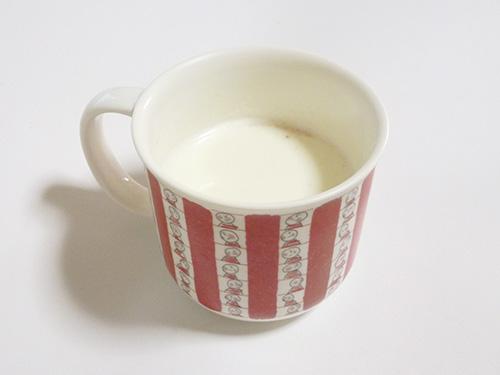 ホットピーナッツバターミルク