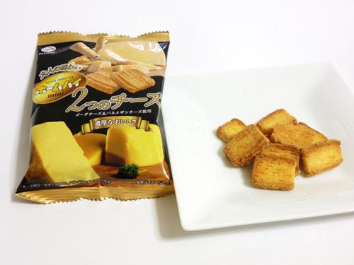 不二家 ホームパイミニ 2つのチーズ