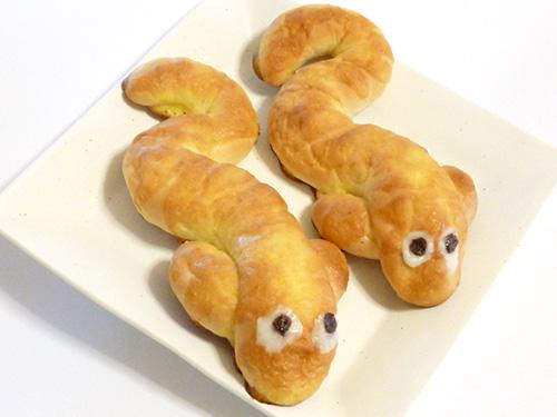 原信 うなぎパン