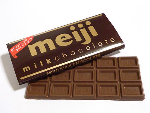 明治 明治ミルクチョコレート