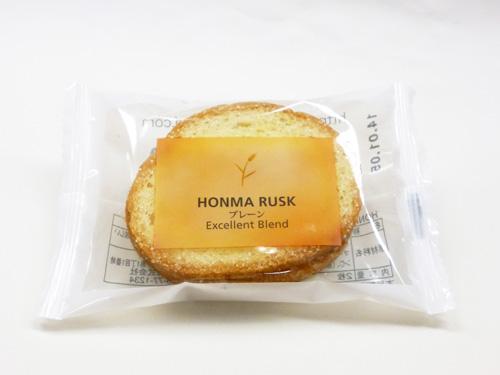 本間製パン ホンマラスク プレーン