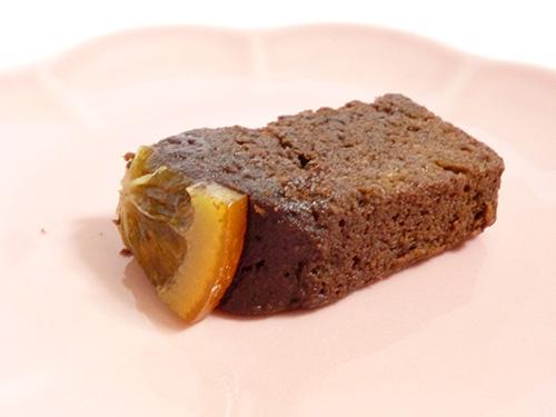 オレンジチョコケーキ