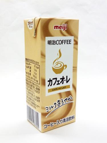明治 明治COFFEE カフェオ・レ